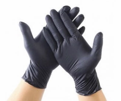 Industrial Disposable Nitrile Gloves 6mm